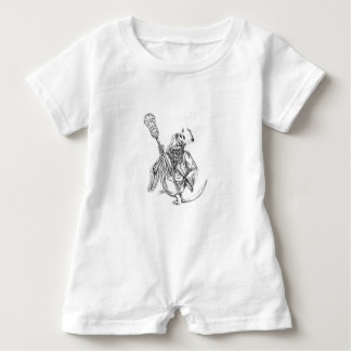 Grimmige Baby Strampler