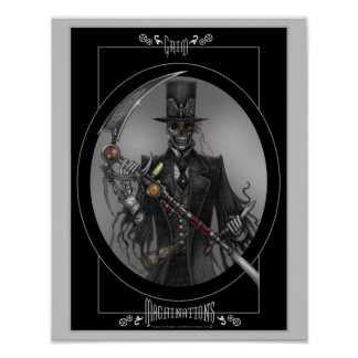 Grimmige Intrige Poster