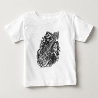 Grimmige Sensenmann-Gitarre Baby T-shirt