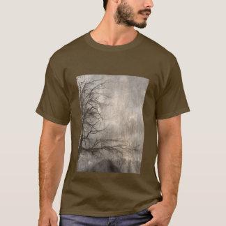 Grimmige Sensenmann Graveyardverschiebung T-Shirt