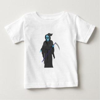 Grimmiger Sensenmann Baby T-shirt