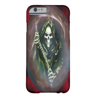 Grimmiger Sensenmann iPhone 6 Fall Barely There iPhone 6 Hülle