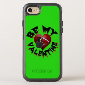 Grimmiger SensenmannValentine OtterBox Symmetry iPhone 8/7 Hülle