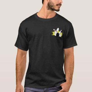 Grimmiges Sensenmann-Bowlings-Shirt (Alt) T-Shirt