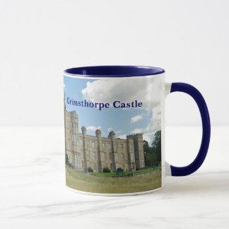 Grimsthorpe Schloss-Tasse Tasse