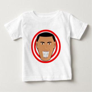 GrinningObama Baby T-shirt