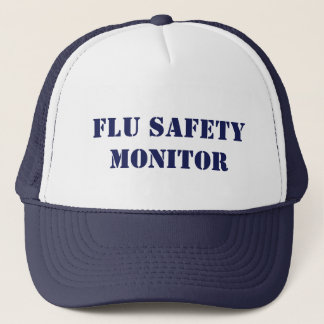 Grippe-Sicherheits-Monitor Truckerkappe