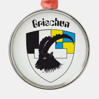 Grischun Svizra Ornament