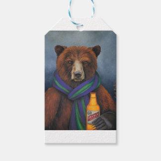 Grizzley Bär Geschenkanhänger