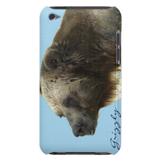 Grizzly-Bär Tier-Anhänger IPod-Touch-Fall Barely There iPod Case