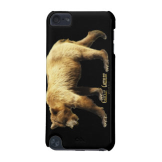 Grizzly-Bärn-Tier-Kunst-IPod-Touch-Fall iPod Touch 5G Hülle