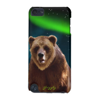 Grizzly-Bärn-u. Aurora-Tier-IPod-Touch-Fall iPod Touch 5G Hülle