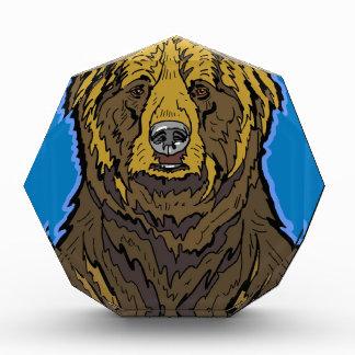 Grizzlybär Auszeichnung
