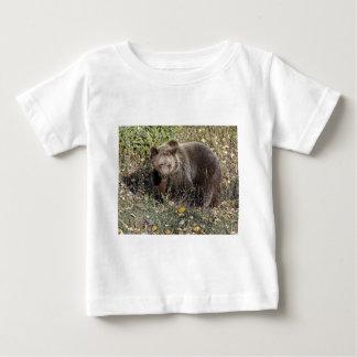 Grizzlybär Baby T-shirt