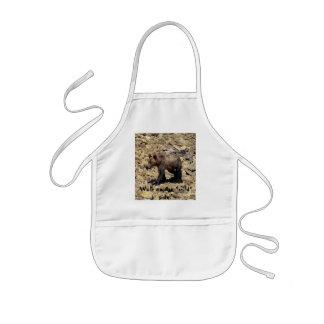 Grizzlybär-Geschenke Kinderschürze