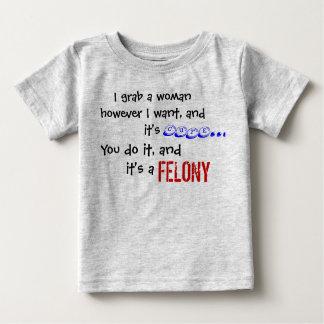 Grobe Baby-Wahrheit 2 Baby T-shirt