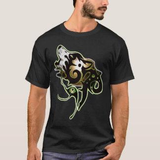 """Grobes dunkles T-Stück Musen """"Howlennium"""" T-Shirt"""