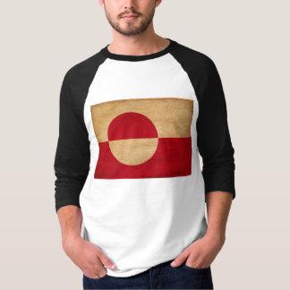 Grönland-Flagge T-Shirt
