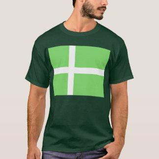 Grönland-Flagge (vorgeschlagen) T-Shirt
