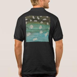 Grönland-Holzkohle Polo Shirt