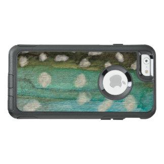 Grönland-Holzkohlen-Fischen, Ichthyologie OtterBox iPhone 6/6s Hülle