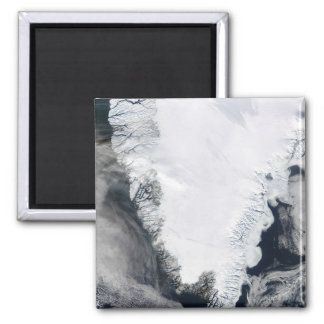Grönland Quadratischer Magnet