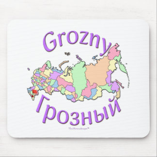 Grosny Russland Mousepad