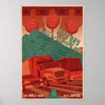 Groß - Arcade-Spielpropagandaplakat Plakatdrucke