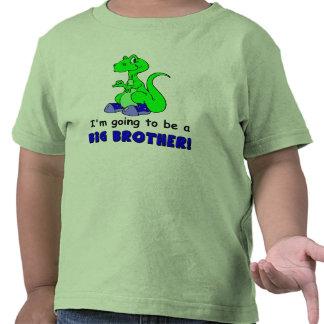 Groß Bruder-zu-Seien Sie Hemd