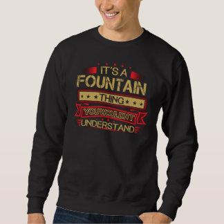 Groß, BRUNNEN T-Shirt zu sein