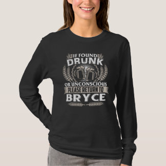 Groß, BRYCE T - Shirt zu sein