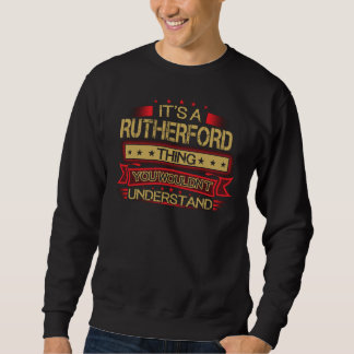 Groß, RUTHERFORD T-Shirt zu sein