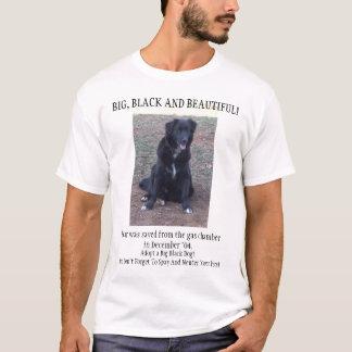 GROSS, SCHWARZ UND SCHÖN T-Shirt