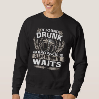 Groß, WARTEZEITEN T - Shirt zu sein