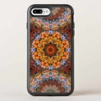 Großartige galaktische Ausrichtungs-Mandala OtterBox Symmetry iPhone 8 Plus/7 Plus Hülle