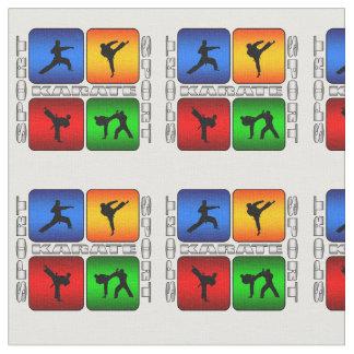 Großartige Karate-Judo Kung Fu Ninja Kampfkünste Stoff