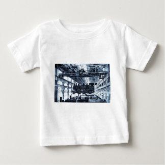 Großartige Stamm-Eisenbahn kauft circa 1910 - Baby T-shirt