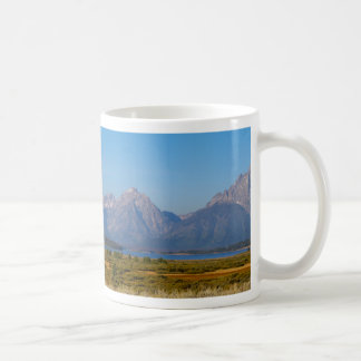 Großartige Teton GebirgsTasse Kaffeetasse