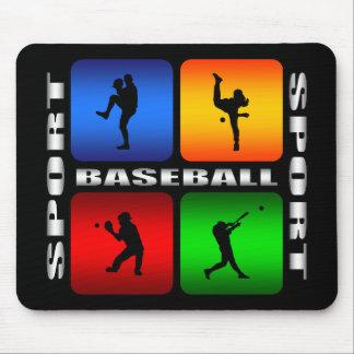Großartiger Baseball Mousepad