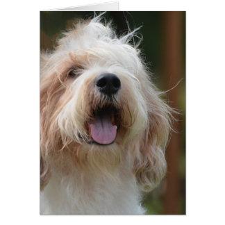 Großartiger Dachshund-Hund Karte