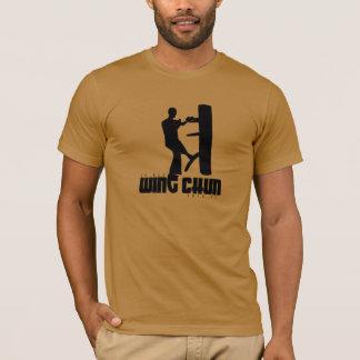 "Großartiger Meister - IpMan ""hölzerne blinde Form T-Shirt"