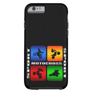 Großartiger Motocross Tough iPhone 6 Hülle