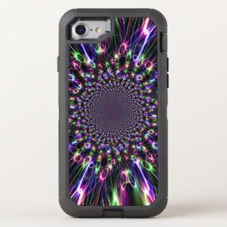 Großartiger Otter-Kasten Iphone 7 des Regenbogen-2 OtterBox Defender iPhone 8/7 Hülle