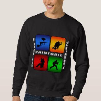 Großartiger Paintball Sweatshirt