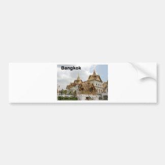 Großartiger Palast Thailands Bangkok (neu) (St.K) Autoaufkleber