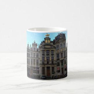 Großartiger Platz, Brüssel Kaffeetasse