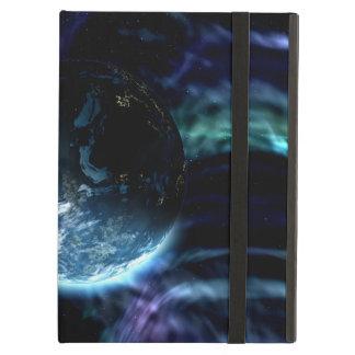 Großartiger Raum-sternenklarer Aurora-Nebelfleck