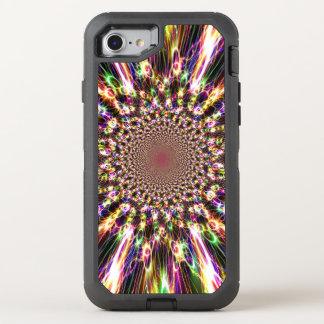 Großartiger Regenbogen-Otter-Kasten Iphone 7 Fall OtterBox Defender iPhone 8/7 Hülle