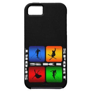 Großartiger Ski iPhone 5 Schutzhülle