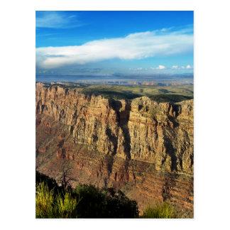 Großartiger Standpunkt-Grand- CanyonNationalpark Postkarten